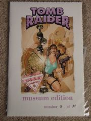 Tomb Raider #14 Pittsburgh Convention Museum Edition AP Ltd 10